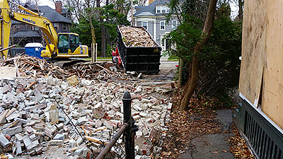 PJ Hayes Demolition Services